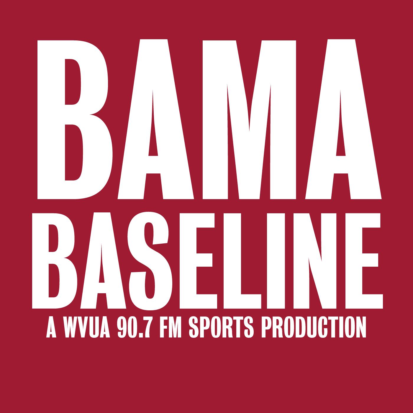 Bama Baseline, A WVUA 90.7 FM Sports Production