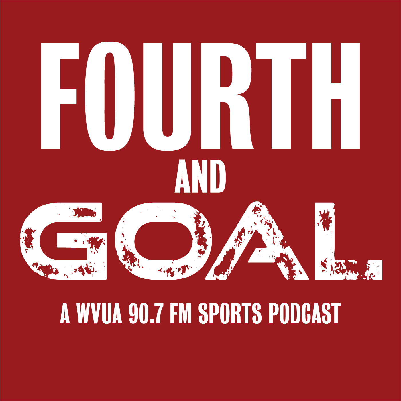 Fourth And Goal Podcast