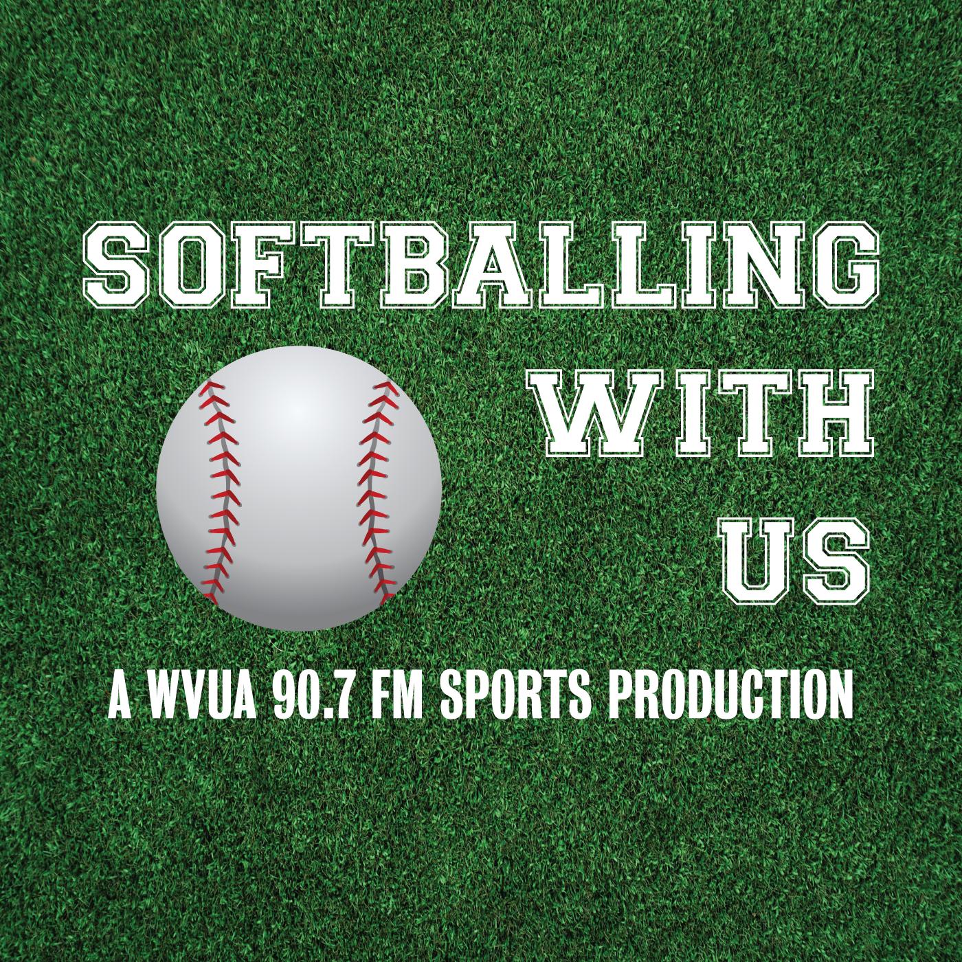Softballing With Us   A WVUA 90.7 FM Sports Podcast