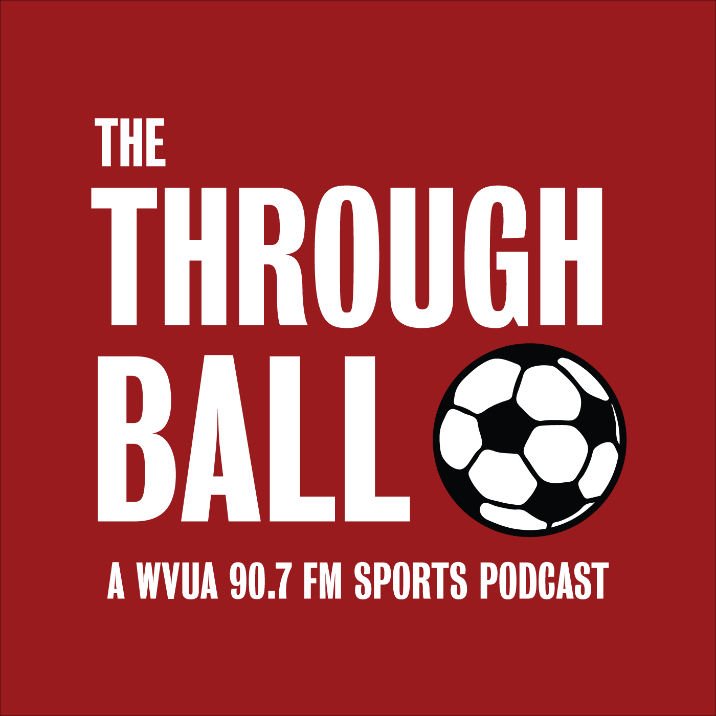 The Through Ball   A WVUA 90.7 FM Sports Podcast